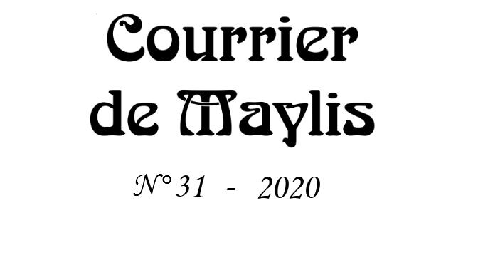 Courrier 31, 2020