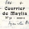 Courrier 32, 2020-2