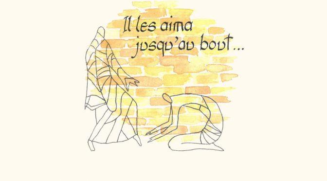 Jésus lave les pieds de Pierre